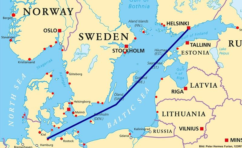 Finnland Fähre