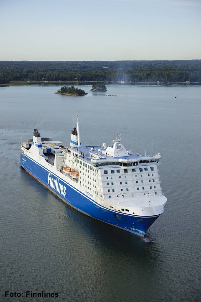 Finnland Fähren