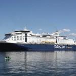 Faehre Norwegen Kiel-Oslo