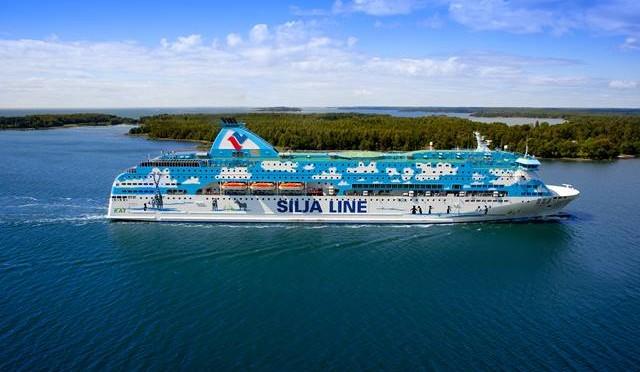 Finnland Fähre Stockholm - Aland - Turku