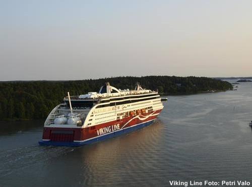 Finnland Fähre Kapellskär - Mariehamn - Turku