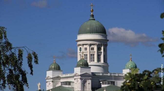 Finnland Fähre Helsinki