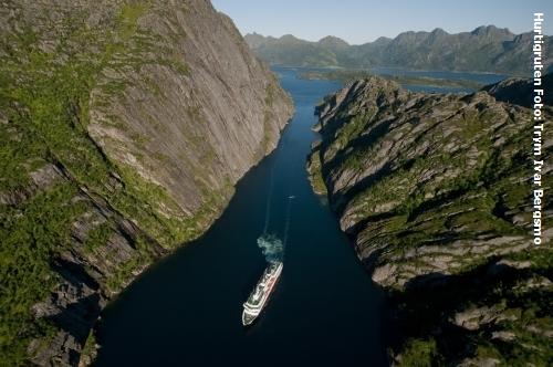 norwegen postschiff