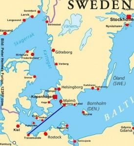 Karte_Schweden_Faehren_Travemuende_trelleborg