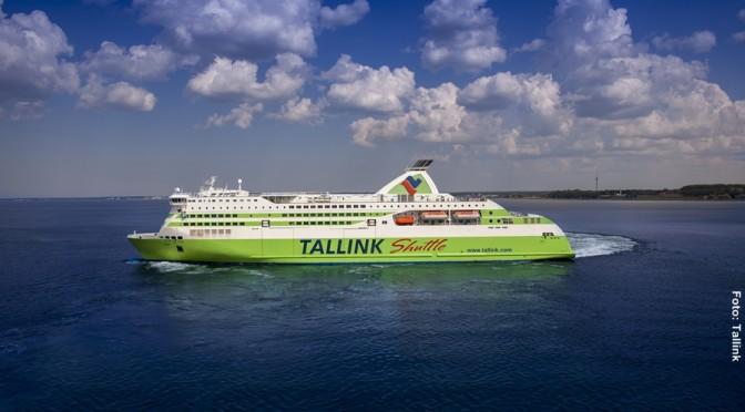 Estland Fähren Helsinki - Tallinn