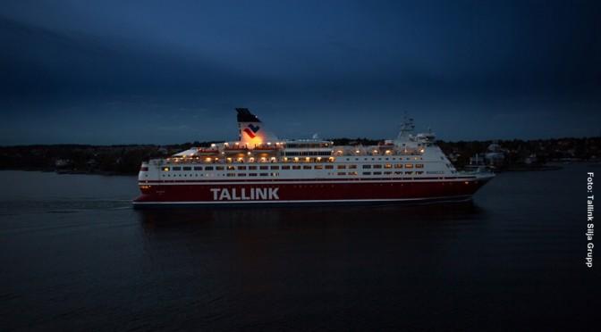 Fähren Schweden - Lettland