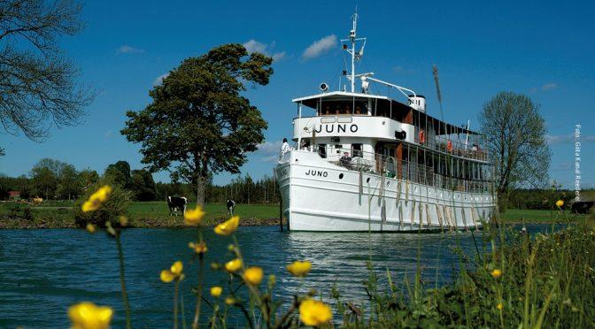 Flusskreuzfahrt Schweden