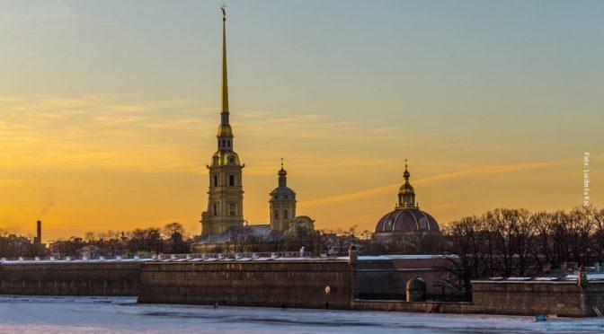 Mini-Kreuzfahrt St.Peterburg