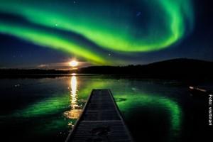 Polarlichter_Inarisee