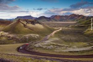 Island-Reise-Jeepsafari