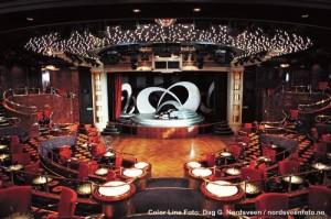 Minikreuzfahrt Kiel Oslo Showtheater