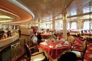Minikreuzfahrt Kiel Oslo Resaturant Buffet