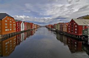Norwegen-Trondheim