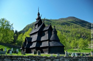 Norwegen Stabkirche