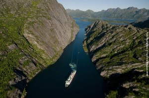 Trollfjord Hurtigruten