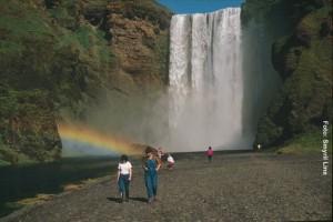 Island_Wasserfall