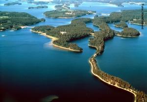 Fähre nach Finnland