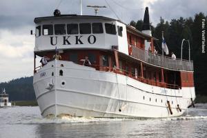 Finnland Schiff Turku