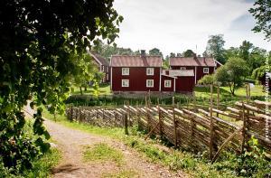 Schweden_Rotes_Holzhaus