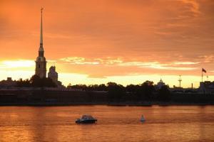 St.Petersburg Abend