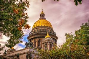 St.Petersburg Kirche